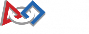 Logo for VA-DC First Lego League